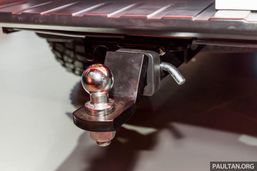 GALLERY: Modified Isuzu D-Max at Thai Auto Expo '19 Image #1055158