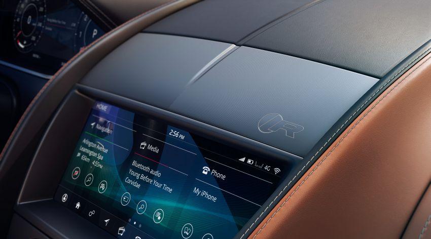 2020 Jaguar F-Type Coupe, Convertible facelift debut – 5.0L V8 RWD returns, improved tech; fr RM292k in UK Image #1055244