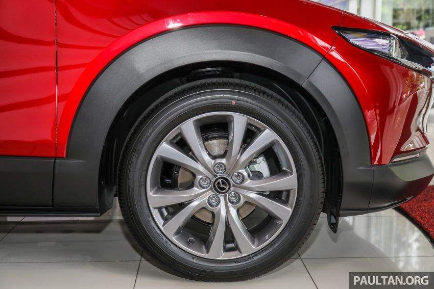 GALLERY: Mazda CX-30 2.0L Skyactiv-G in Malaysia – High spec variant with keyless entry, AEB; RM164k Image #1062690