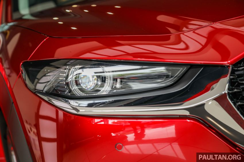 GALLERY: Mazda CX-30 2.0L Skyactiv-G in Malaysia – High spec variant with keyless entry, AEB; RM164k Image #1062686