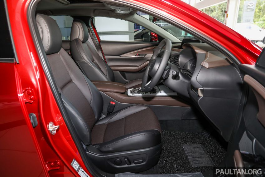 GALLERY: Mazda CX-30 2.0L Skyactiv-G in Malaysia – High spec variant with keyless entry, AEB; RM164k Image #1062747