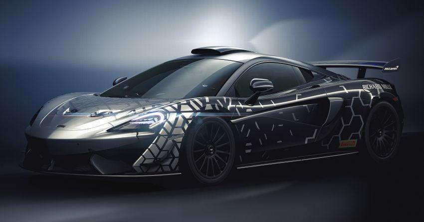 McLaren 620R – road-legal version of 570S GT4 racer Image #1057752