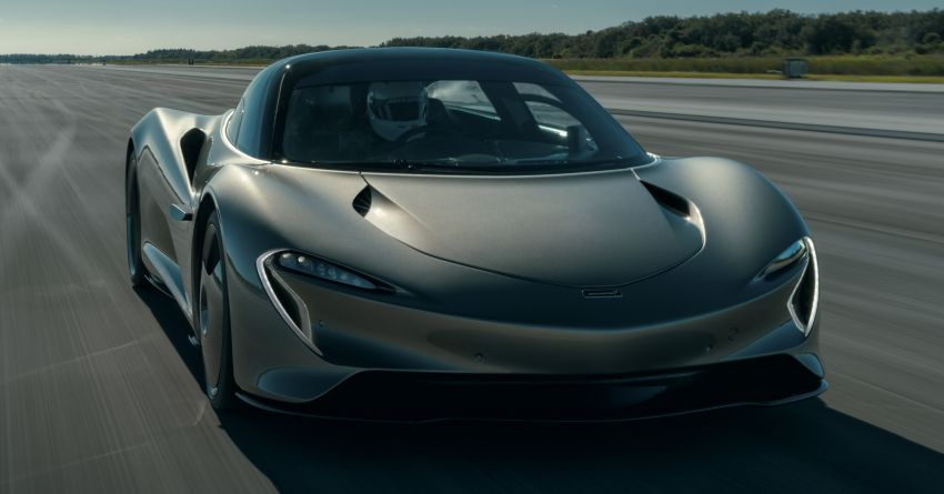McLaren Speedtail is the fastest, most technically advanced model ever – 1,050 PS, 1,150 Nm, 403 km/h! Image #1062965
