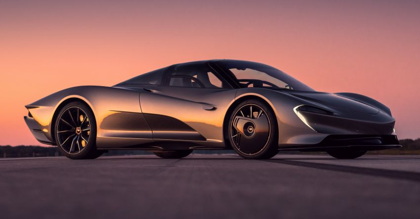 McLaren Speedtail is the fastest, most technically advanced model ever – 1,050 PS, 1,150 Nm, 403 km/h! Image #1062974