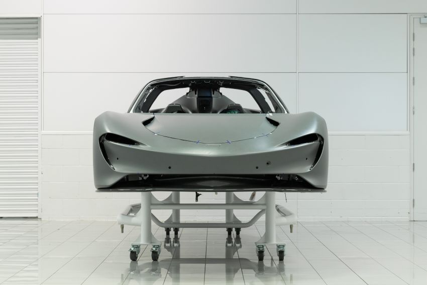 McLaren Speedtail is the fastest, most technically advanced model ever – 1,050 PS, 1,150 Nm, 403 km/h! Image #1062978