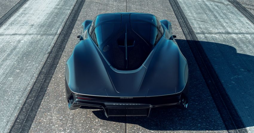 McLaren Speedtail is the fastest, most technically advanced model ever – 1,050 PS, 1,150 Nm, 403 km/h! Image #1062968