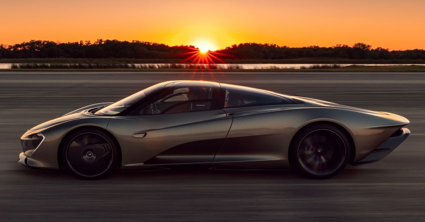 McLaren Speedtail is the fastest, most technically advanced model ever – 1,050 PS, 1,150 Nm, 403 km/h! Image #1062971