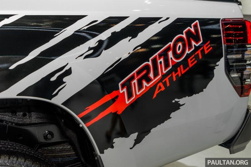 GALLERY: 2019 Mitsubishi Triton Athlete in Thailand Image #1054345