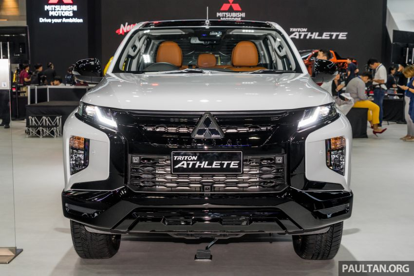 GALLERY: 2019 Mitsubishi Triton Athlete in Thailand Image #1054335