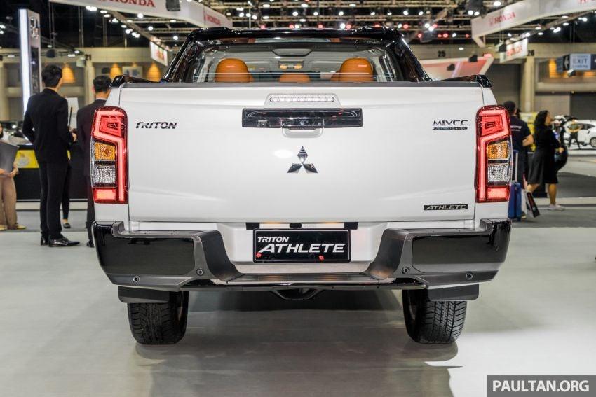 GALLERY: 2019 Mitsubishi Triton Athlete in Thailand Image #1054336