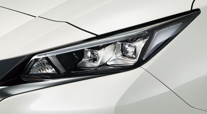 2020 Nissan Leaf gets updated ProPilot in Japan Image #1060657