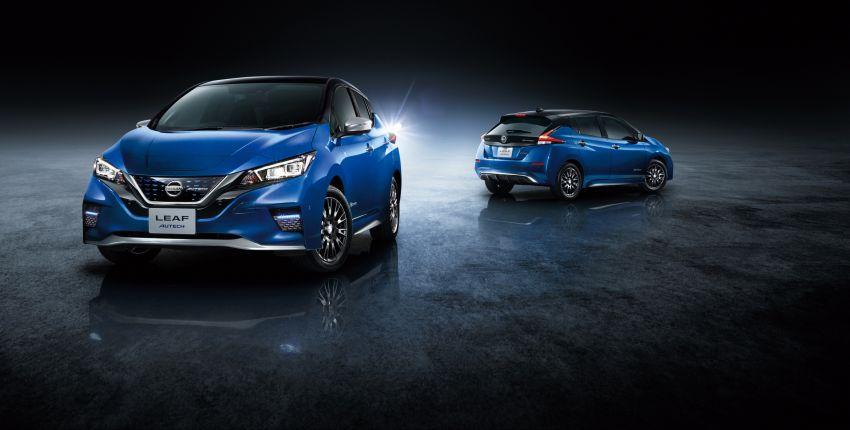 2020 Nissan Leaf gets updated ProPilot in Japan Image #1060665
