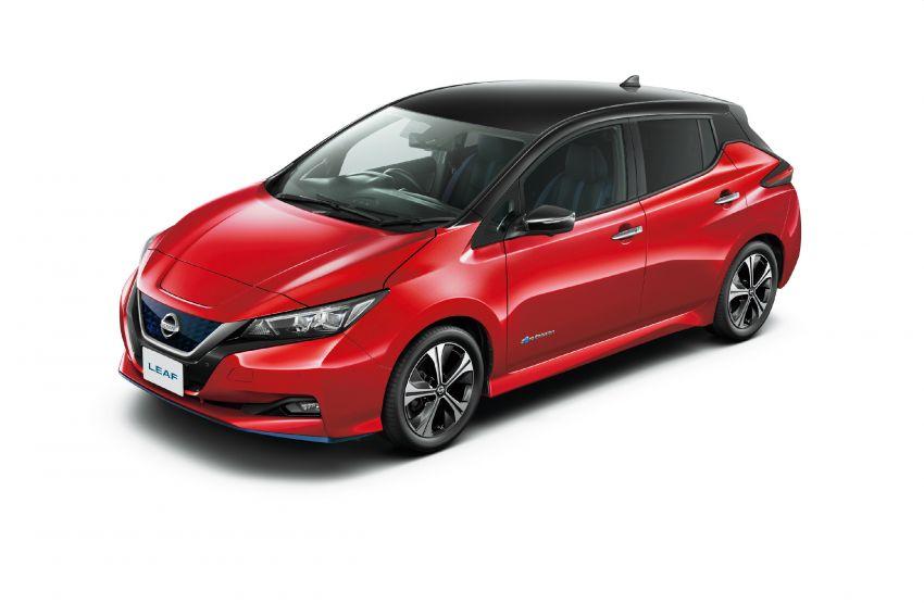 2020 Nissan Leaf gets updated ProPilot in Japan Image #1060645