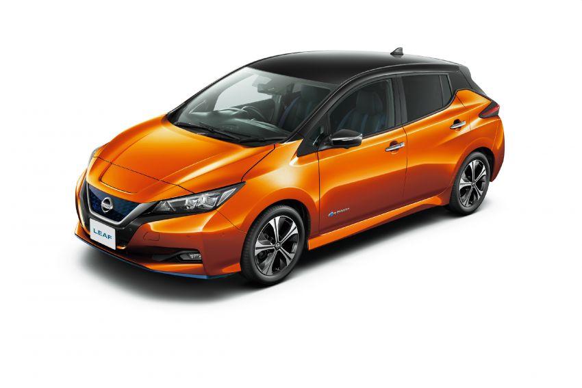 2020 Nissan Leaf gets updated ProPilot in Japan Image #1060647