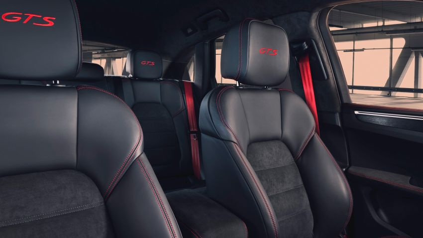 Porsche Macan GTS facelift, the 380 PS/520 Nm athlete Image #1060557