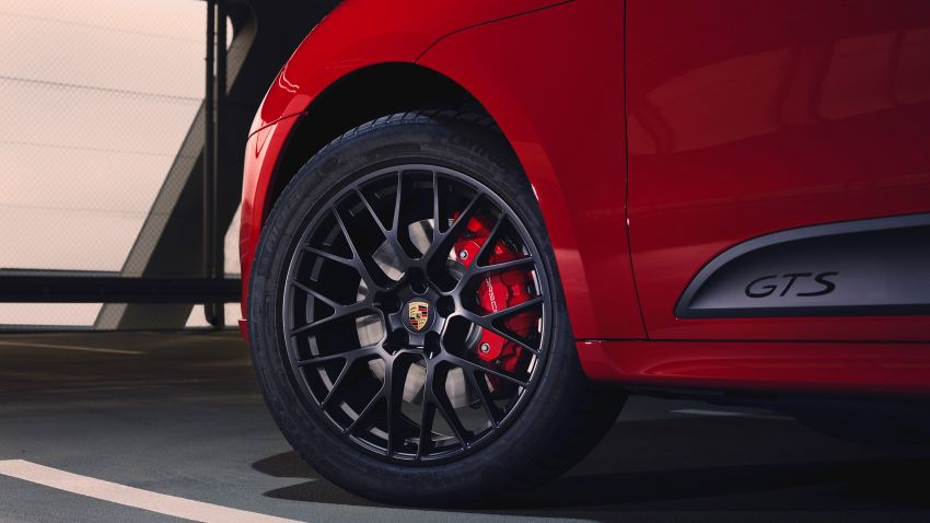 Porsche Macan GTS facelift, the 380 PS/520 Nm athlete Image #1060561