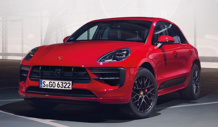 Porsche Macan GTS facelift, the 380 PS/520 Nm athlete Image #1060562