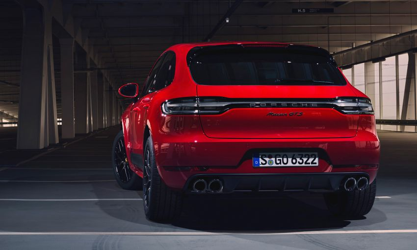 Porsche Macan GTS facelift, the 380 PS/520 Nm athlete Image #1060563