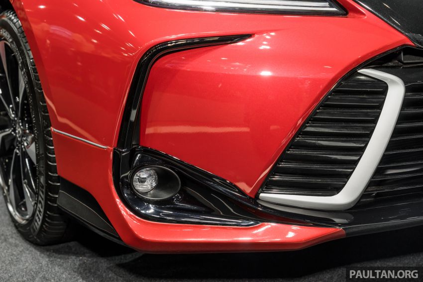 GALLERY: 2019 Toyota Corolla Altis GR Sport on show at Thailand Motor Expo – 140 PS 1.8L; from RM138k Image #1054778