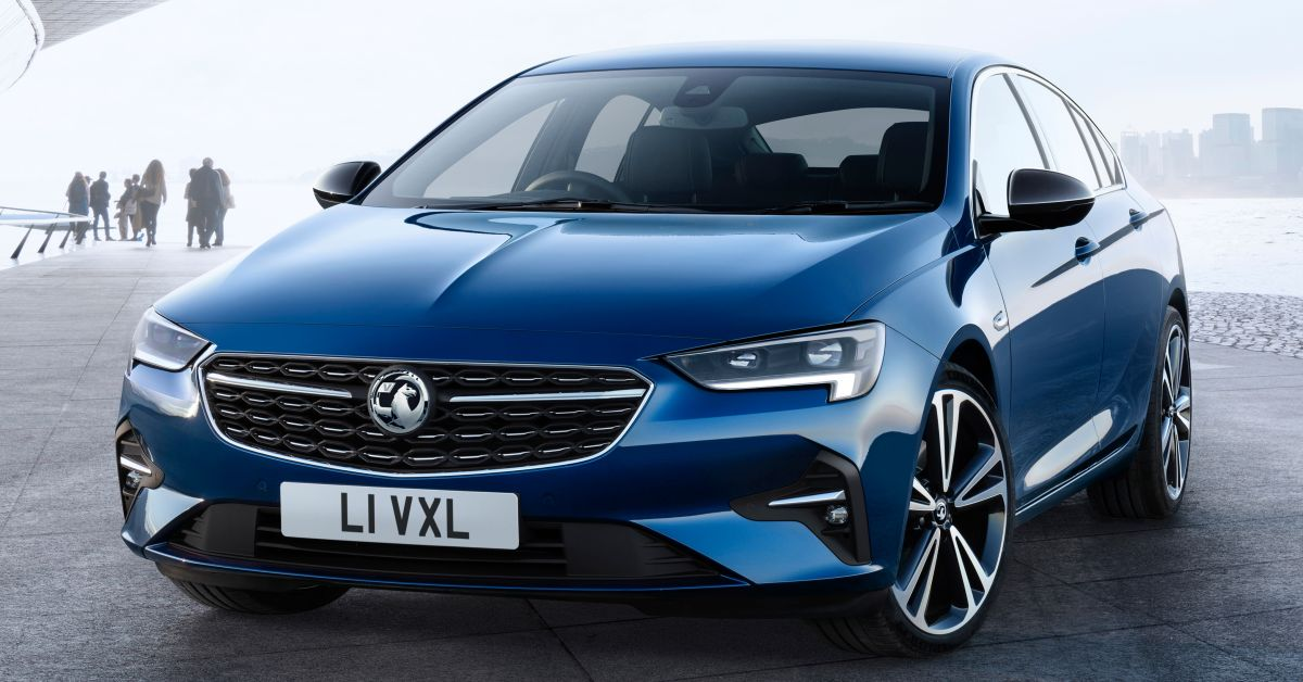 2020 Vauxhall Insignia Facelift Better Tech And Safety