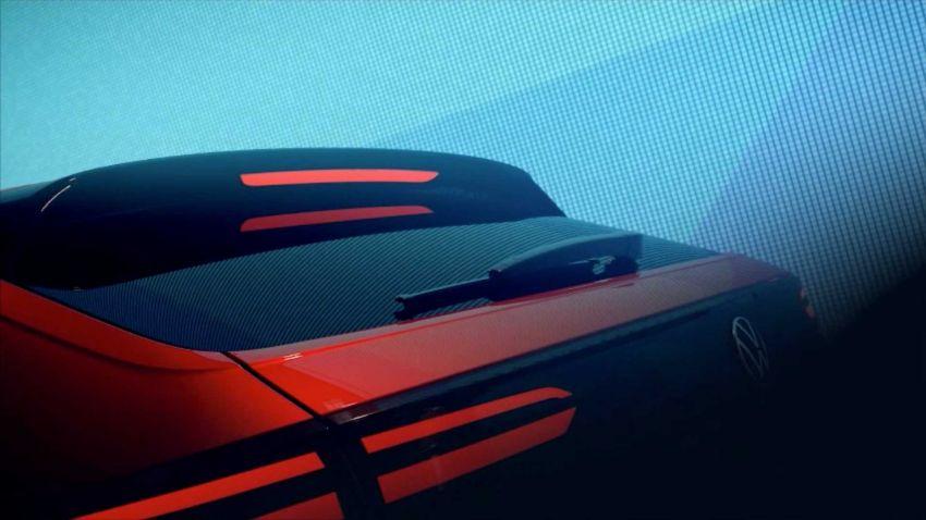 2020 Volkswagen Nivus teased – first debut in Brazil Image #1056804