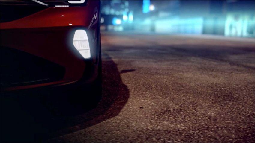 2020 Volkswagen Nivus teased – first debut in Brazil Image #1056808