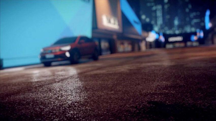 2020 Volkswagen Nivus teased – first debut in Brazil Image #1056809