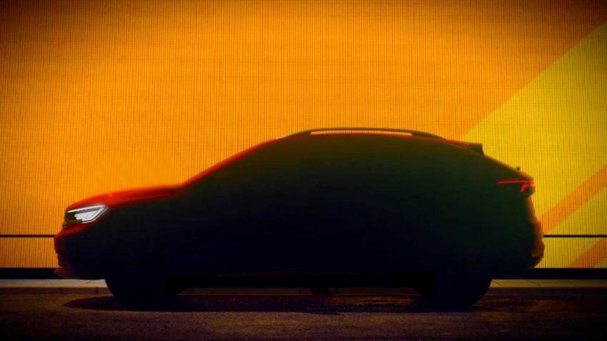 2020 Volkswagen Nivus teased – first debut in Brazil Image #1056811