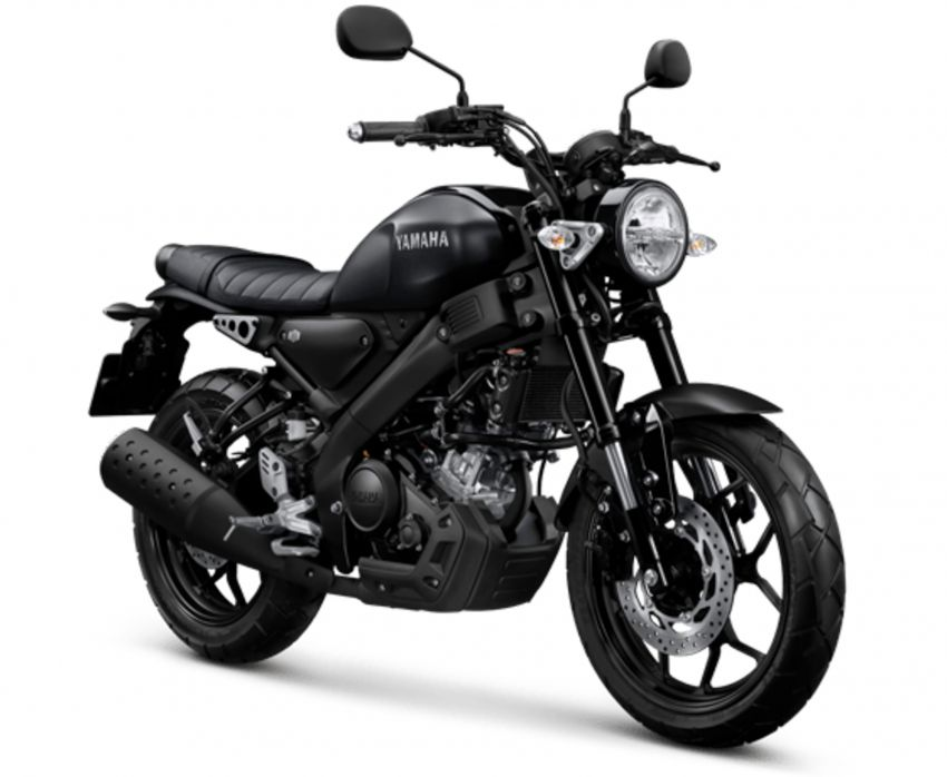 2020 Yamaha XSR155 arrives in Indonesia, RM10.8k Image #1055510