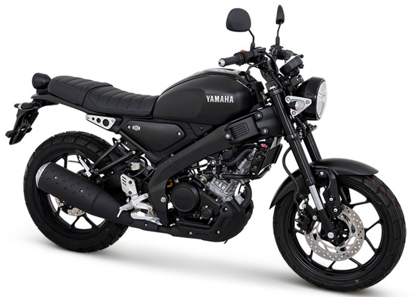 2020 Yamaha XSR155 arrives in Indonesia, RM10.8k Image #1055511