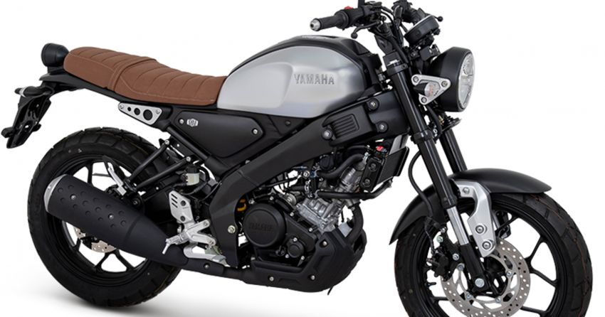 2020 Yamaha XSR155 arrives in Indonesia, RM10.8k Image #1055513