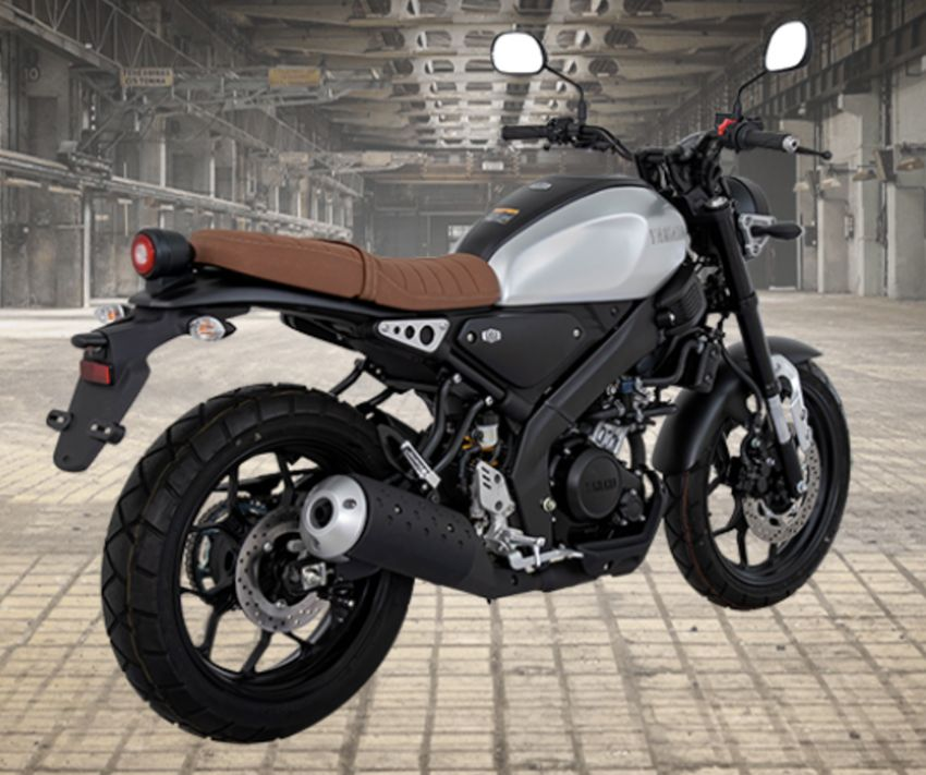2020 Yamaha XSR155 arrives in Indonesia, RM10.8k Image #1055507