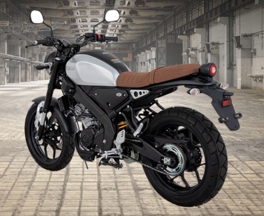 2020 Yamaha XSR155 arrives in Indonesia, RM10.8k Image #1055508