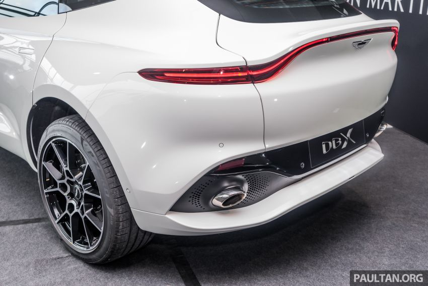 GALLERY: Aston Martin DBX SUV at St Athan factory Image #1057544