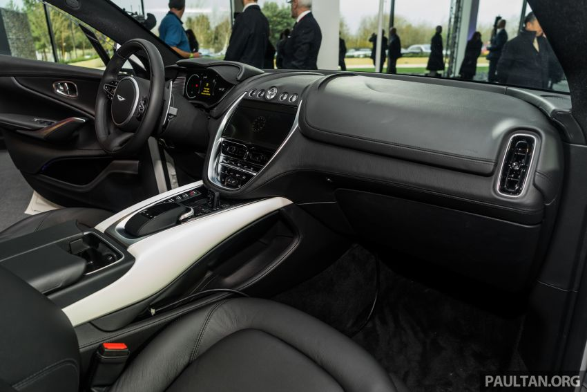 GALLERY: Aston Martin DBX SUV at St Athan factory Image #1057545