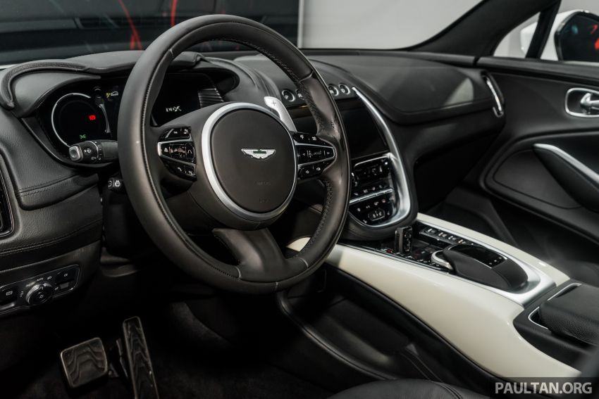 GALLERY: Aston Martin DBX SUV at St Athan factory Image #1057546