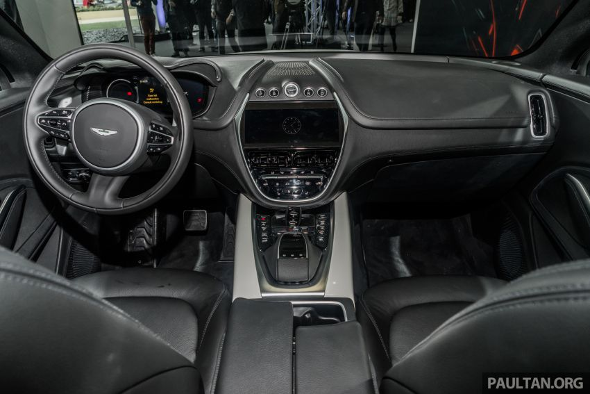 GALLERY: Aston Martin DBX SUV at St Athan factory Image #1057547