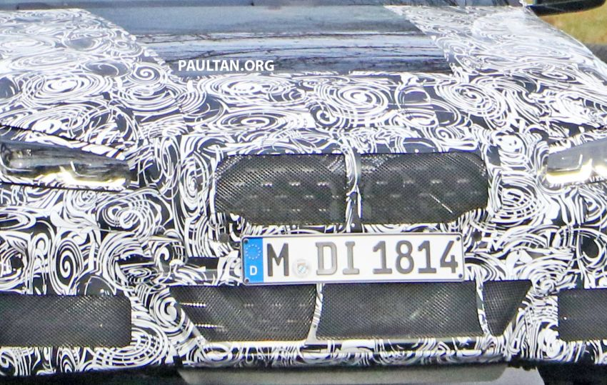 SPYSHOTS: G22 BMW 4 Series continues to shed skin Image #1058515