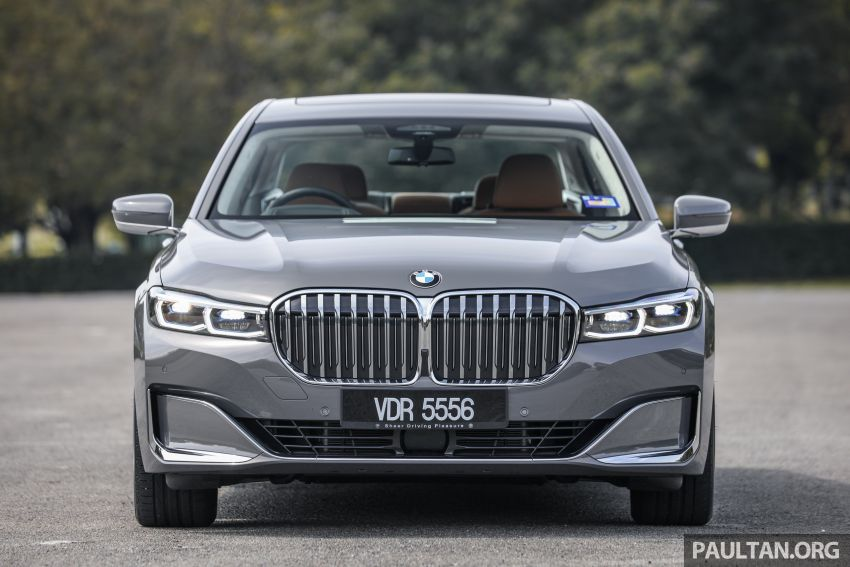 FIRST DRIVE: 2019 G12 BMW 740Le LCI – RM594,800 Image #1056749