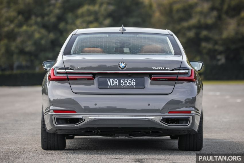 FIRST DRIVE: 2019 G12 BMW 740Le LCI – RM594,800 Image #1056751
