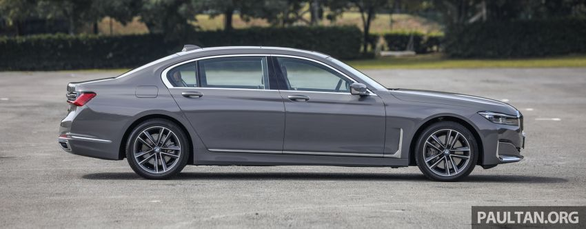 FIRST DRIVE: 2019 G12 BMW 740Le LCI – RM594,800 Image #1056752