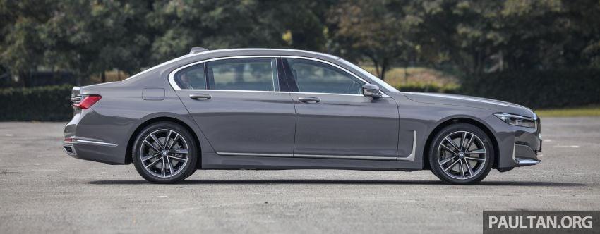 FIRST DRIVE: 2019 G12 BMW 740Le LCI – RM594,800 Image #1056753