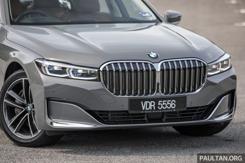 FIRST DRIVE: 2019 G12 BMW 740Le LCI – RM594,800 Image #1056754