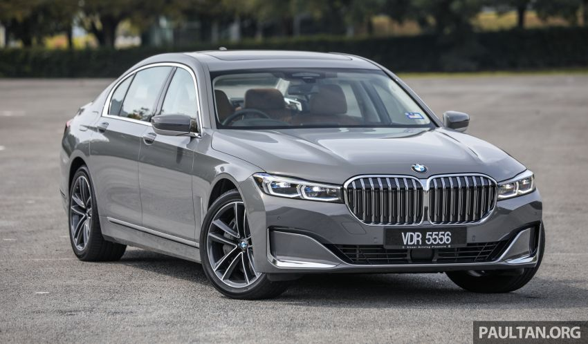FIRST DRIVE: 2019 G12 BMW 740Le LCI – RM594,800 Image #1056742