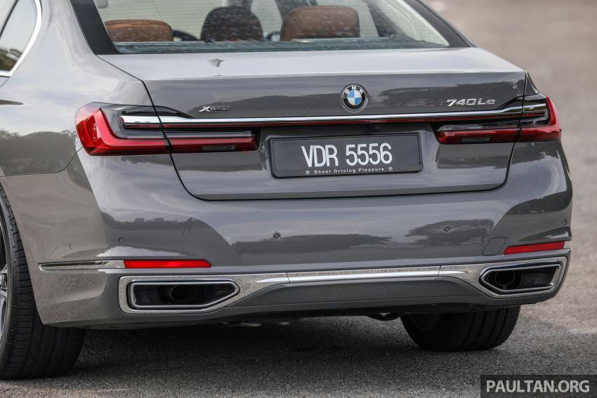 FIRST DRIVE: 2019 G12 BMW 740Le LCI – RM594,800 Image #1056773