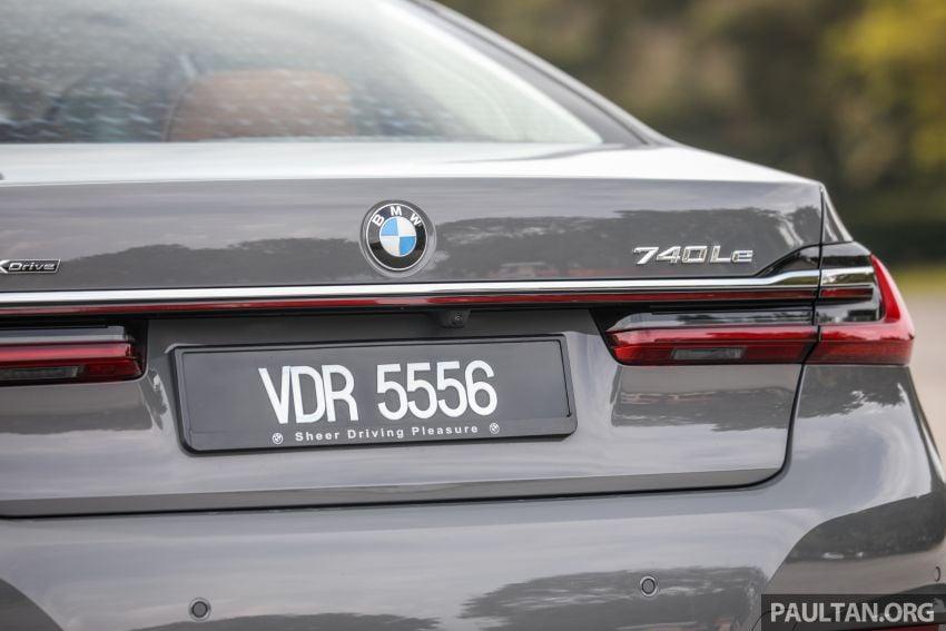 FIRST DRIVE: 2019 G12 BMW 740Le LCI – RM594,800 Image #1056778