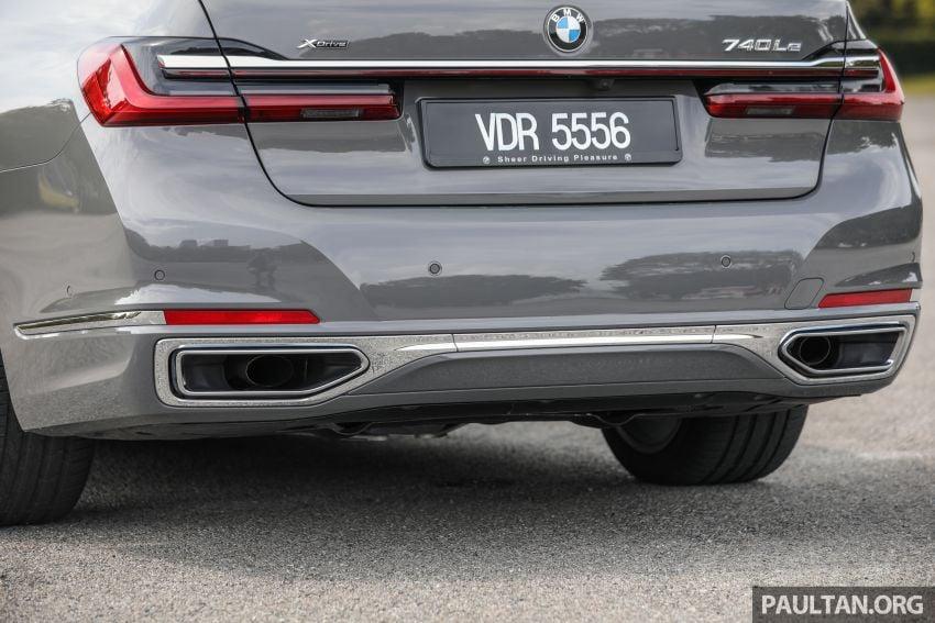 FIRST DRIVE: 2019 G12 BMW 740Le LCI – RM594,800 Image #1056779