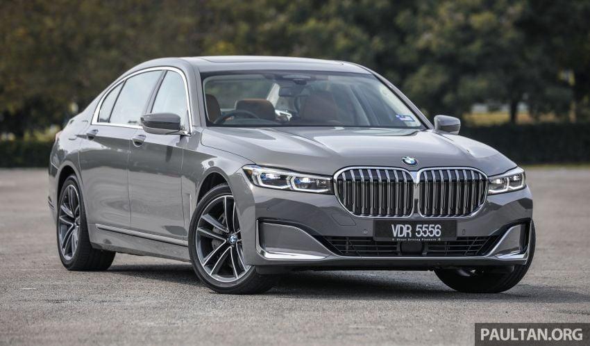 FIRST DRIVE: 2019 G12 BMW 740Le LCI – RM594,800 Image #1056743