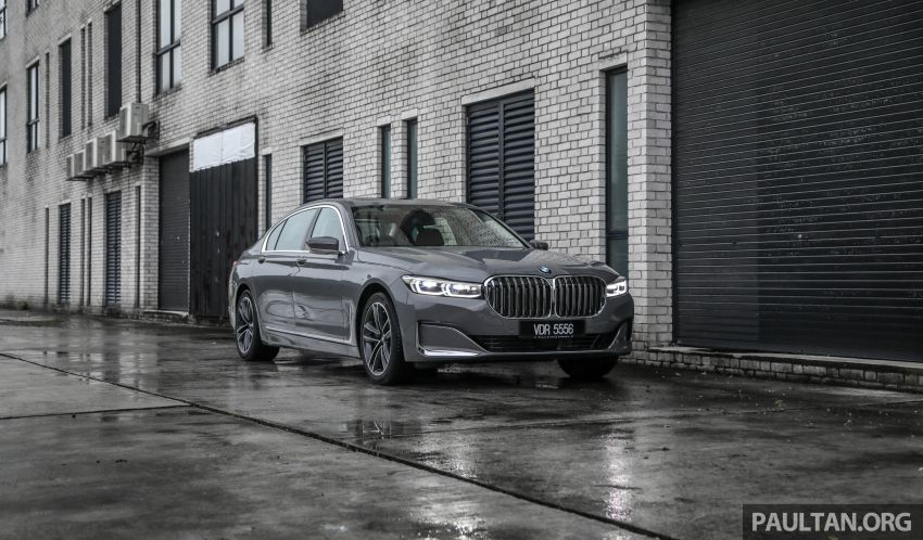 FIRST DRIVE: 2019 G12 BMW 740Le LCI – RM594,800 Image #1056783