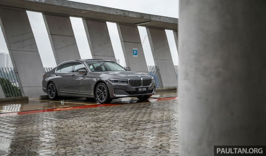FIRST DRIVE: 2019 G12 BMW 740Le LCI – RM594,800 Image #1056784